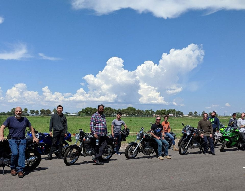 Ride Arizona MTC 2-Day Motorcycle Training Course in Tucson, Arizona