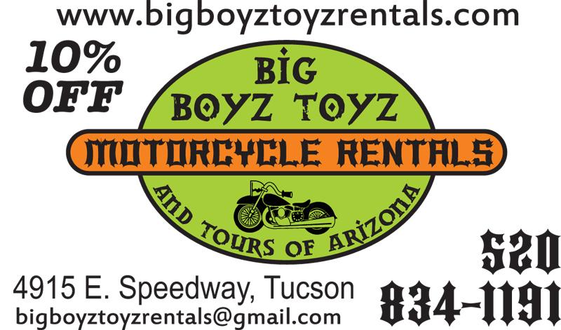Big Boy Toyz 10% Off (ad)