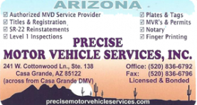 Precise Motor Vehicle Services (image)