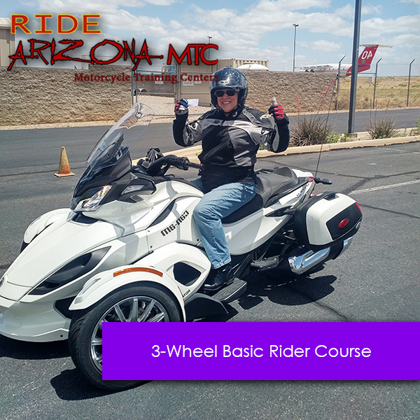 Sierra Vista: 3-Wheel Basic Rider Course (Updated)