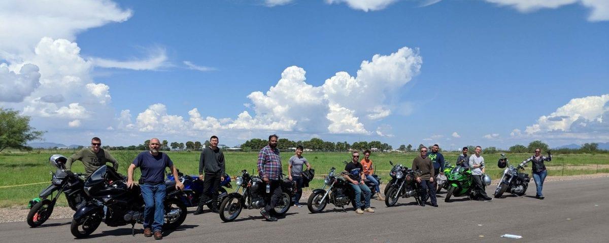 Ride Arizona MTC 2-Day Motorcycle Training Course in Tucson, Arizona